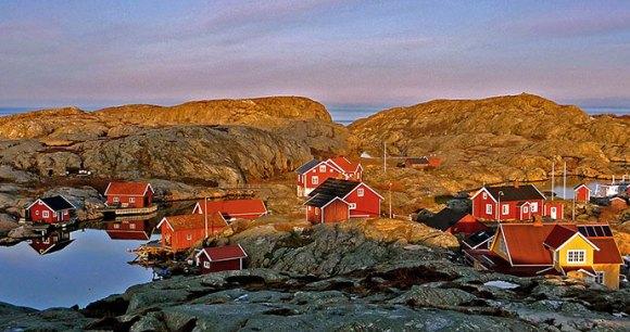 Weather Islands West Sweden Europe by Hans Schub West Sweden Tourist Board