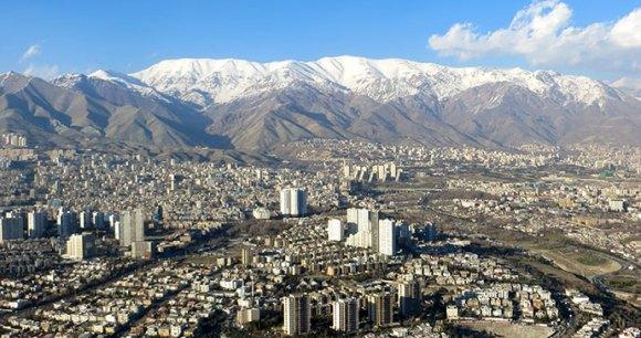 City, Tehran, Iran, middle-east by Maria Oleinik