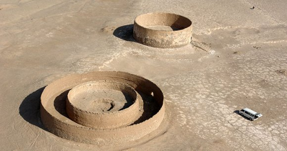 towers of silence yazd iran by M.Khebra Shutterstock
