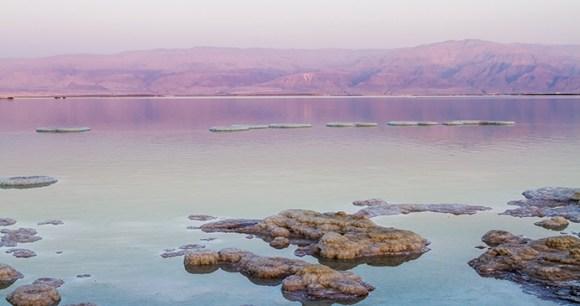Dead Sea Israel by Suprun Vitaly, Shutterstock