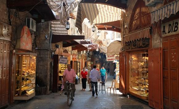 Tripoli souks Lebanon by Bertramz Wikimedia Commons best markets in the world