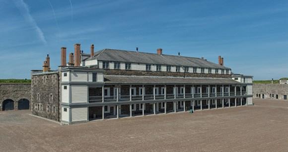 Halifax Citadel Nova Scotia Canada by Markus Gregory Wikimedia Commons