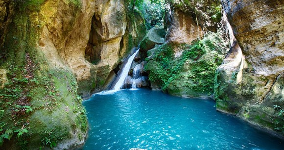 Bassin Clair, Haiti by Experience Haiti