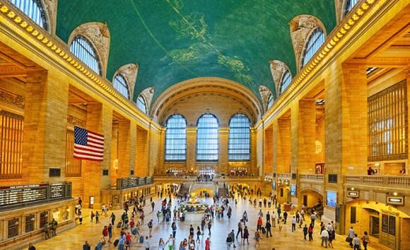 Grand Central Station New York City USA V_E, Shutterstock