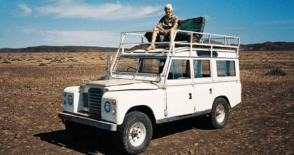 Janice Booth Skeleton Coast Rwanda