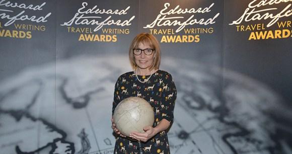 Celia Dilow by Edward Stanford Travel Writing Awards