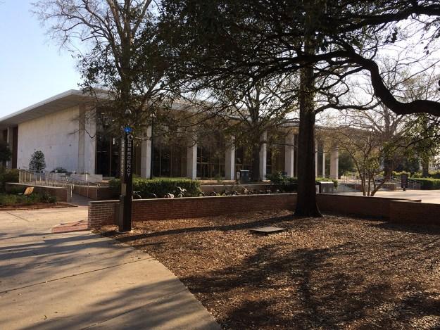 Thomas Cooper Library.
