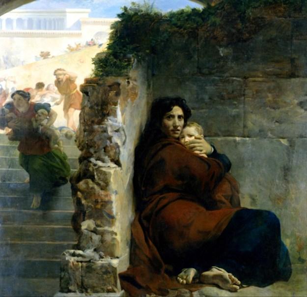 Massacre of the Innocents, by Léon Cogniet