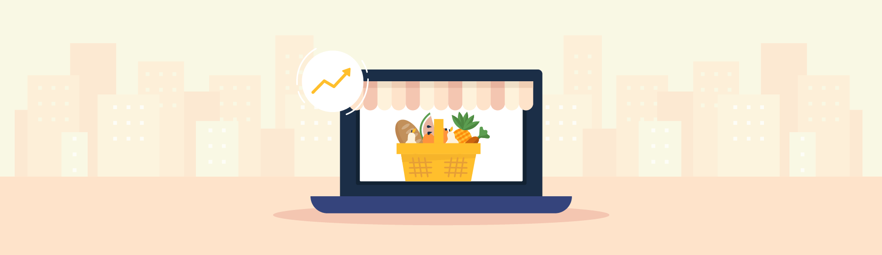 How content material helped an internet grocery retailer improve web site site visitors by 56% [success story] | Brafton