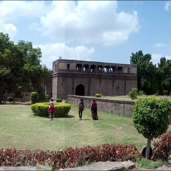 ShaniVaar Wada Panaromic View Pune sight seeing places to vist picnic forts india