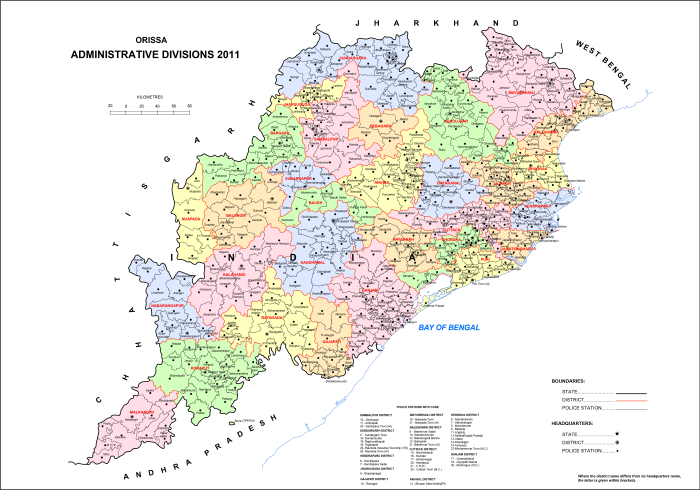 High resolution map of odisha hd bragitoff get article as pdf gumiabroncs Image collections