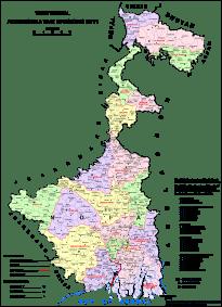 High Resolution Map Of West Bengal Hd Bragitoff Com