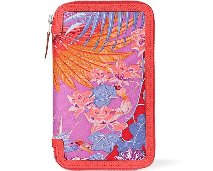 Hermes Soie-Cool Wallet 9a9bb66b22cb