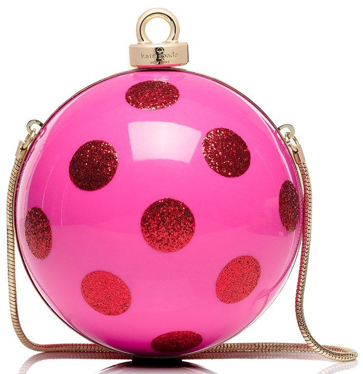 Kate Spade Dot Ornament Clutch | Bragmybag
