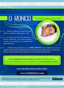 Tratamento para Ronco