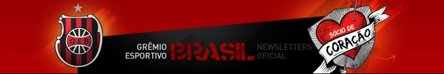 Newsletter Grêmio Esportivo Brasil (Xavante)