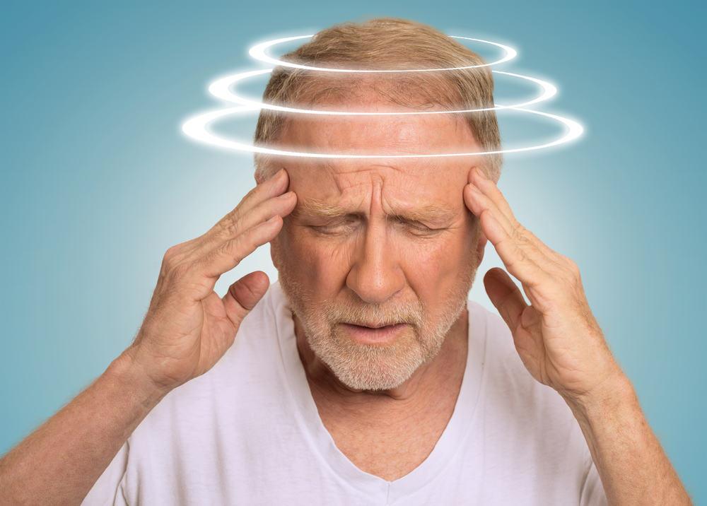 撞傷後的頭暈