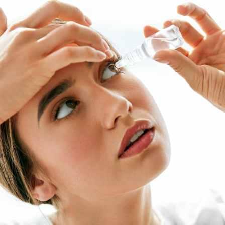 滴完眼藥水就暈了?!
