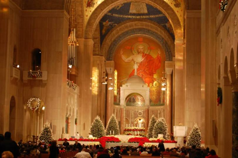 5Basilica of the National Shrine of the Immaculate