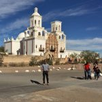"Even From Afar, The White ""San Xavier del Bac"" Church Is Stunning"