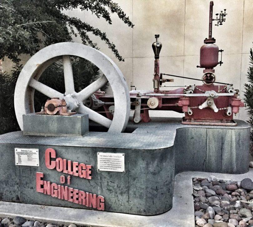 Murray Corliss Steam Engine