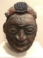 Ancient Masks From The Late 19th and Early 20th Century