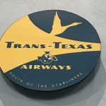 Photos of Old Airline Logos, Slogans, and Posters