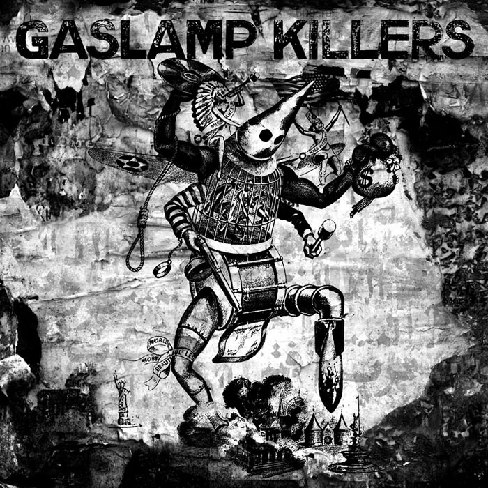 Gaslamp Killers Mix
