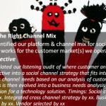 Social Customer Service: Analysing The Right Channel Mix