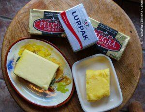 Grass-fed butter