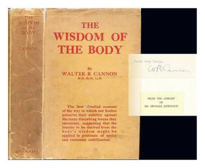 The Wisdom of the Body cover 1932