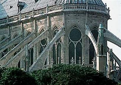 Flying Buttresses - Designed by First Principles