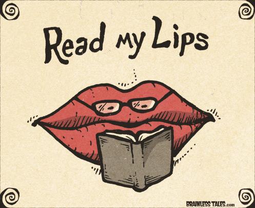 Read My Lips - Brainless Tales