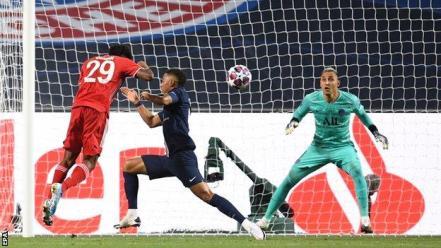 Bayern Beat PSG To Win Champions League