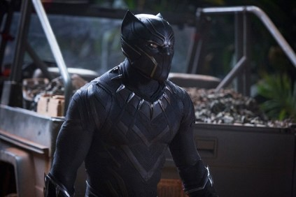 Black Panther Surges Up Movie Charts