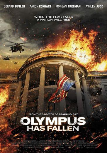 Hollywood Movie Olympus Has Fallen (2013)
