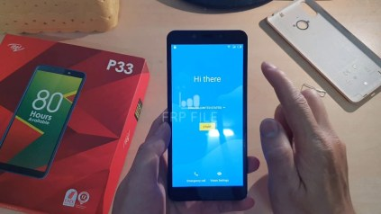 How To Flash, Remove FRP On IT P33 Plus (W6001) And Other SPD Android Devices
