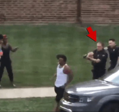 op Who Shot Black Man Jacob Blake In The Back Identified