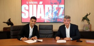Atletico Madrid Signs Luis Suarez From Barcelona For £5.5m