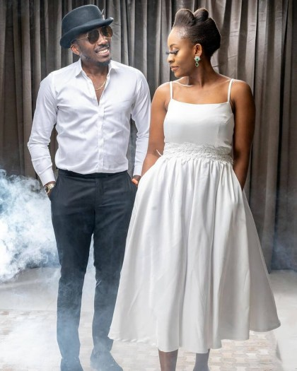 Comedian Bovi And Wife Celebrate 11th Wedding Anniversary