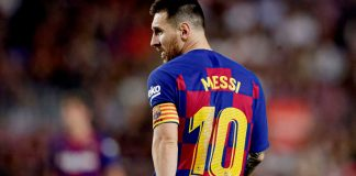 Despite Confirming His Stay, Messi Snubs Barcelona Training With Koeman