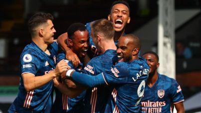 Premier League: FT Fulham 0 - 3 Arsenal