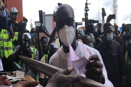 I'm Disappointed In INEC - Gov Obaseki Says As He Casts His Vote