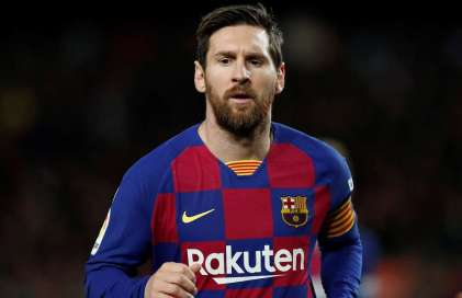 Lionel Messi Reveals That He Is Staying At Barcelona, But Not Happy About It