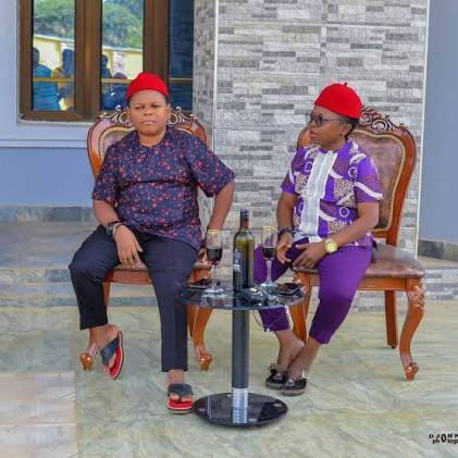 Stunning Photos Of Aki And Pawpaw With Their Children