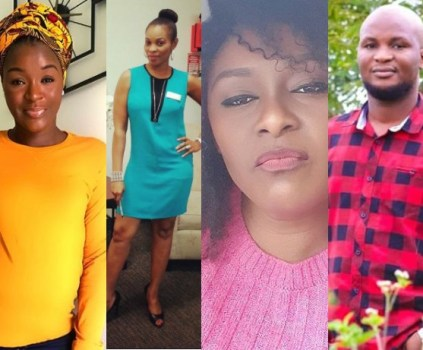 Actress Chacha Eke Blasts Her Brother Aik, Others For Meddling In Her Marriage
