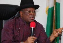 I've Not Defected To APC – Gov Umahi Of Ebonyi State