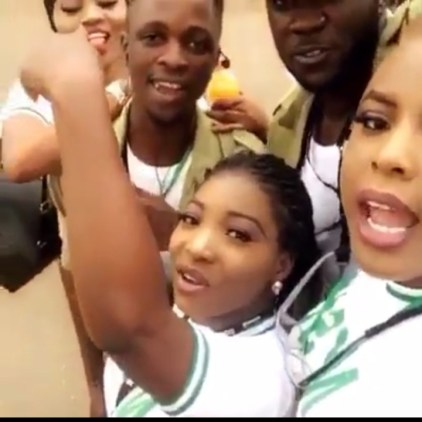 Laycon's Days In NYSC Emerges Online