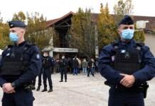 Nine People Arrested After Teacher Was Beheaded In Paris