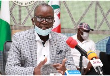 Ortom Gives Condition To Forgive Oshiomhole Over N10bn Suit